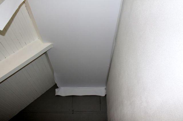 plafond en cours with voilage plafond. Black Bedroom Furniture Sets. Home Design Ideas